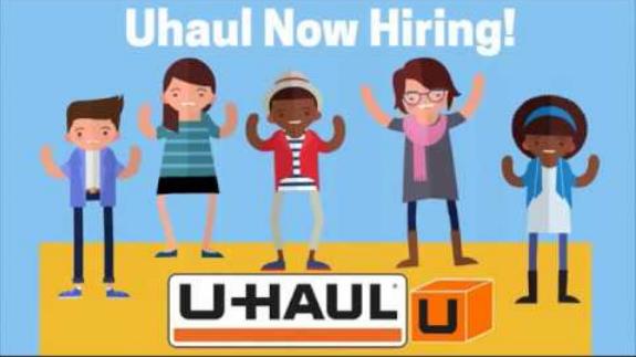 uhaul jobs