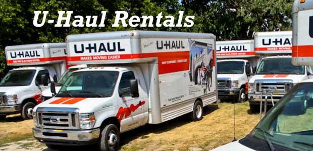 UHaul Rental - U Haul Moving Trucks & Trailers