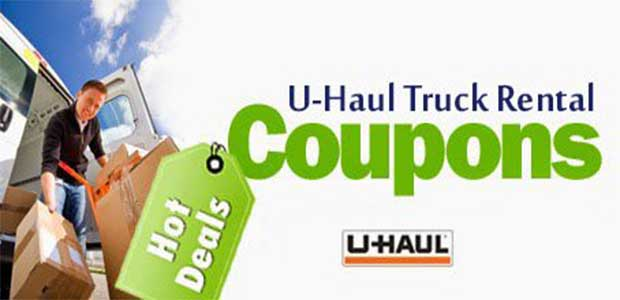 Uhaul Coupons & Promo Codes - Coupons for Truck Rental Services