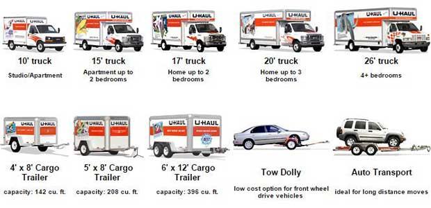 u haul 10 foot truck dimensions Archives - Uhaul Coupons