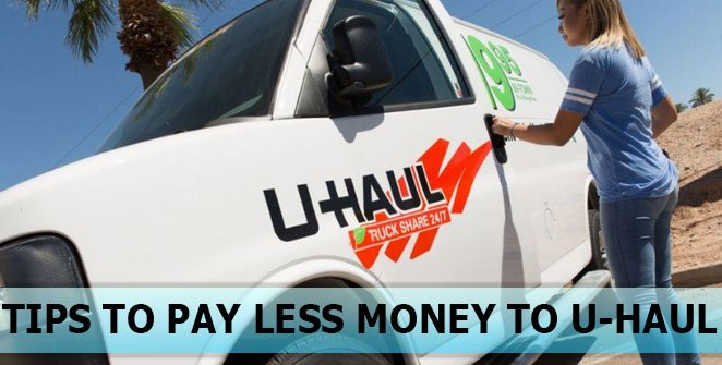 Pay Less to u-haul